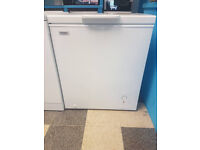 a752 fridgemaster 139ltr chest freezer comes with warranty can be delivered or collected