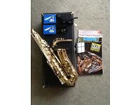 Buffet Crampon Evette alto sax