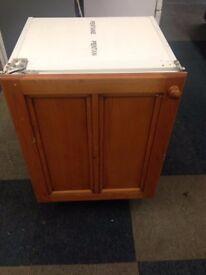 zanussi 3 drawer integrated freezer
