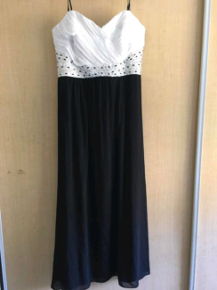 Beautiful new gown