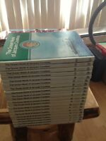 Jacques Cousteau The Ocean World hardcover series