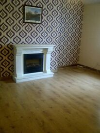 2 BEDROOM FLAT TO RENT IN HIGH VALLEYFIELD
