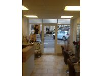 Hair dressing business lease for sale