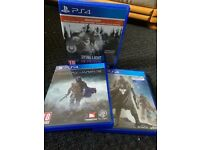 PS4 Games sell,swap