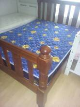 Queen bed with mattress Salisbury Brisbane South West Preview