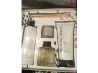 White collection gift set