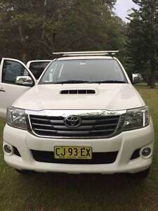 2013 Toyota Hilux Ute Wamberal Gosford Area Preview