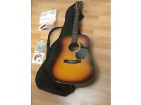 Acoustic guitar + extras