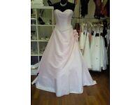 NEW alice james wedding dress size 10