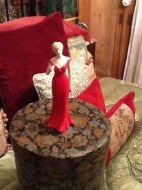 Lady Diana figurine