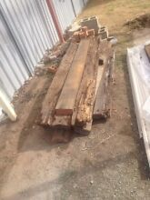Hardwood railway sleepers Lithgow Lithgow Area Preview