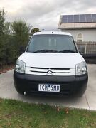 2007 Citroen Berlingo Van/Minivan South Yarra Stonnington Area Preview