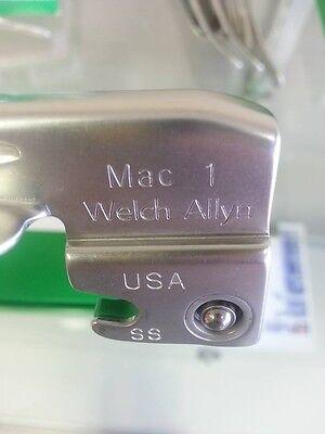 Welch Allyn Macintosh Halogen Fiber Optic Laryngoscope - 69061