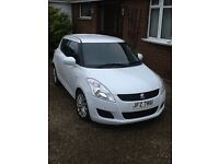 SUZUKI SWIFT diesel, low mileage, excellent condition
