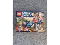 Lego Nexo Knights - Macys Thundermace - New in box.