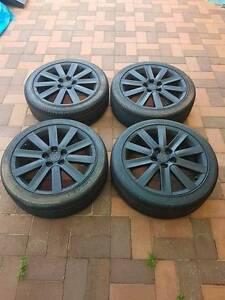 "18"" rims with tyres Malaga Swan Area Preview"