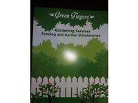 Green Fingers garden maintenance service