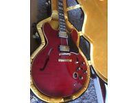 Gibson ES 345 Custom Shop 64 Reissue Stunning!!!