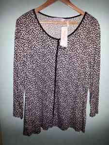 Millers Animal Stretch Print Top Size 16 Brand New RRP $28 Kelso Townsville Surrounds Preview