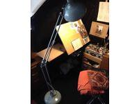 Big retro stand Lamp