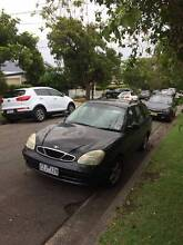2000 Daewoo Nubira Wagon and camping equipment for sale Parramatta Park Cairns City Preview