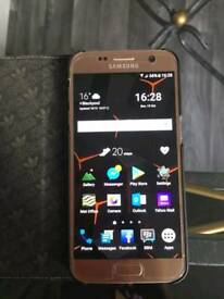 Samsung s7 boxed excellent condition