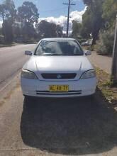 2001 Holden Astra Hatchback Umina Beach Gosford Area Preview