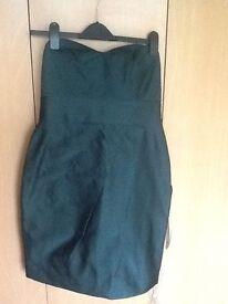 Coast - strapless dress size 12