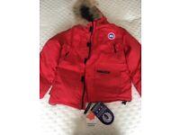 Childs Canada Goose Jacket
