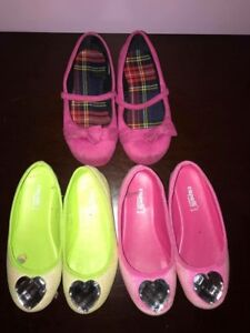 Girls shoes size 11/12