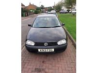 Golf 1.9 TDI Diesel 5 Doors ( Good Runner/ New Battery)