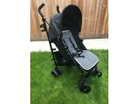 Mama and papas voyage stroller