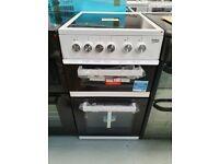 Beko Electric Cooker (50cm) *Ex-Display* (12 Month Warranty)