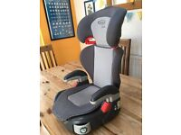 GRACO Good condition car seat for 15-36kg child