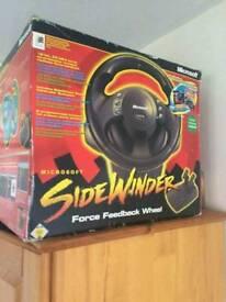 Microsoft side winder