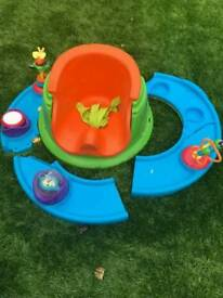 3 stage baby seat