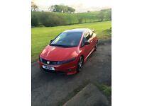 Honda Civic type r GT fn2 low miles