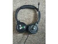 Turtle beach xbox 360 head set