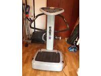 Gadget Fit Fitness Vibration Plate