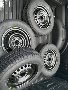 BRAND NEW GOODRICH TIRES WITH RIMS