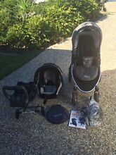Pram and Capsule COMBO + Extras Ormeau Gold Coast North Preview