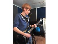Guitar and bass guitar teacher available for lessons in Ealing (£30 per hour)