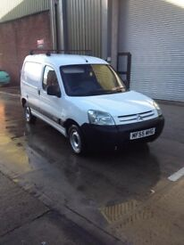 2005 55 plate citroen berlingo 1.9 d low miles mint