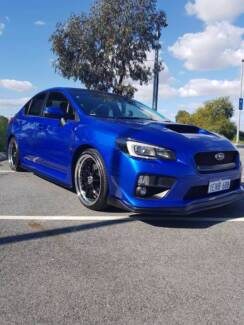 2014 Subaru WRX Premium MY15 *BTC Accepted*