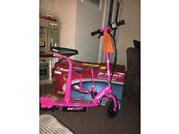 Razer e100s pink scooter