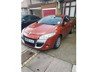 Renault megane coupe low mileage