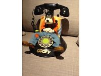 Goofy novelty telephone