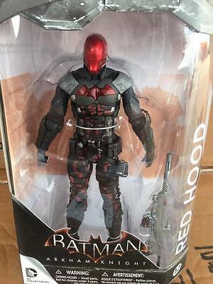 Dc Collectibles Batman Arkham Knight Red Hood 6In  Action Figure Live Free Sh
