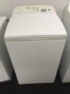Fisher & Paykel 5.5kg washing machine, 3 months warranty