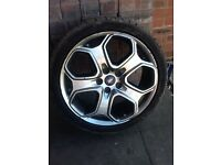 Ford Focus , Mondeo , connect 18 inch alloys